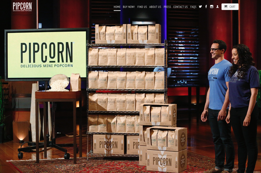 The Toughest Sell Imaginable – TV's SharkTank